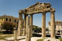 Atenas Griekenland Stock Afbeeldingen
