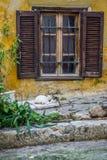 Atenas, plaka, gatos Fotos de archivo libres de regalías