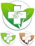 Atención sanitaria del niño y de la madre Imagen de archivo libre de regalías