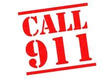 Atendimento 911 Fotos de Stock Royalty Free