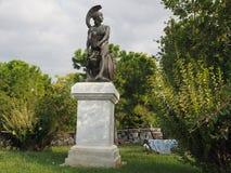Atene alternativa - passato e presente - successo e guasto fotografia stock