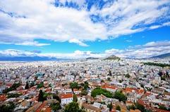 Atene, Grecia Fotografie Stock Libere da Diritti