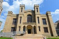 Ateneo de Wadsworth en Hartford, Connecticut, los E.E.U.U. Fotografía de archivo libre de regalías