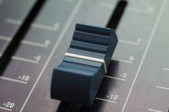 Atenuador de los sonidos imagen de archivo