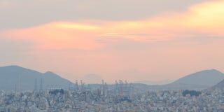 Ateny, Grecja obrazy stock