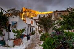 Ateny, Grecja obraz royalty free