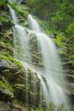 Aterfall en parc national espagnol Ordesa et Monte Perdido, Photo libre de droits