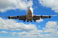 Aterragem enorme Foto de Stock Royalty Free