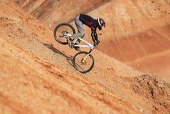 Aterragem perigosa Foto de Stock