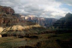 Aterrissagem de Grand Canyon Fotografia de Stock
