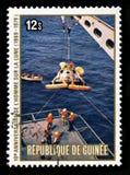 Aterrissagem de lua de Apollo 11 Imagem de Stock Royalty Free