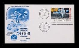 Aterrizaje de luna Imagenes de archivo
