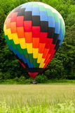 Aterrizaje seguro foto de archivo libre de regalías