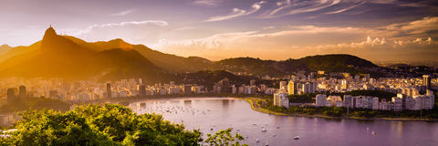 Aterro do Flamengo stock images