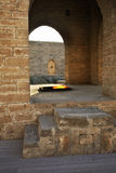 Ateshgah of Baku (Fire Temple in Suraxanı). Azerbaijan Royalty Free Stock Photography