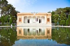 Ateshkadeh - brand-Tempel in Yazd, Iran stock fotografie