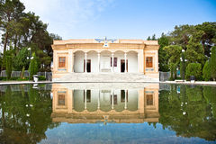 Ateshkadeh - Fire-temple  in Yazd, Iran Stock Photography