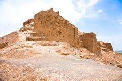 Ateshkadeh-ye Zoroastrian Fire Temple Stock Image