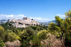 Athènes Image libre de droits