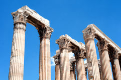 Athènes, Grèce Photo stock