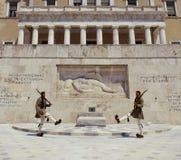 Athènes - la Grèce Photo libre de droits