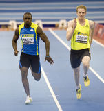 ATH: Aviva Indoor Athletics Royalty Free Stock Image