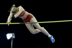 ATH: Aviva Indoor Athletics Royalty Free Stock Photos