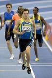 ATH: Aviva Indoor Athletics Stock Photography
