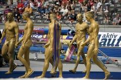 ATH: Berlin Golden League Athletics Fotos de Stock