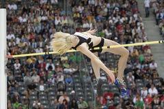 ATH: Berlin Golden League Athletics Royaltyfria Foton