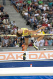 ATH: Berlin Golden League Athletics Royaltyfri Foto