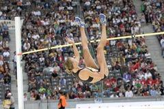 ATH: Berlin Golden League Athletics Royaltyfri Foto