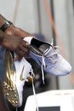 ATH: Berlin Golden League Athletics Lizenzfreie Stockfotos