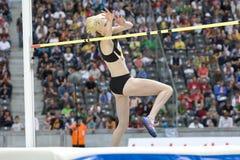 ATH: Berlin Golden League Athletics Stock Images