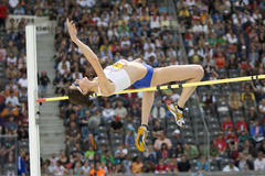 ATH: Berlin Golden League Athletics Royalty Free Stock Photography
