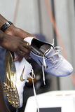 ATH: Berlin Golden League Athletics Royalty Free Stock Photos
