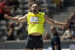 ATH: Berlin Golden League Athletics Royalty Free Stock Images