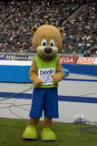 ATH: Berlin Golden League Athletics Stock Image