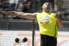 ATH: Berlin Golden League Athletics Royalty Free Stock Photo