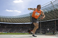 ATH: Berlin Golden League Athletics Stock Image