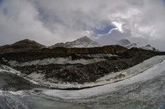 Free Athabasca Glacier, Columbia Icefields, Jasper National Park Royalty Free Stock Photo - 70002935