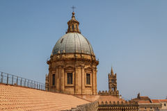 Athedral of Palermo Stock Photo