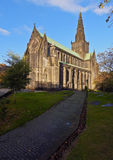 Athedral of Saint Mungo in Glasgow Stock Photo