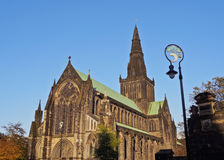 Athedral of Saint Mungo in Glasgow Royalty Free Stock Photos