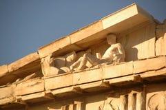 Atheense Akropolis 6 Royalty-vrije Stock Foto's