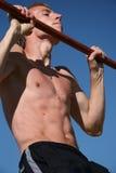 atheletic άσκηση Στοκ Εικόνες