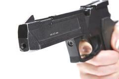 Atheletic Waffe Lizenzfreie Stockbilder