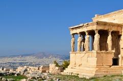Athen-Akropolis Griechenland Lizenzfreies Stockbild