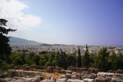 Athen - Griechenland Stockfotografie