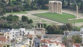 Athen Griechenland Lizenzfreies Stockfoto